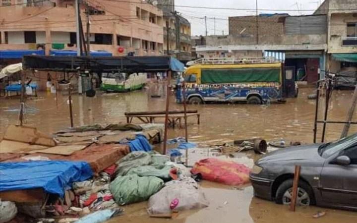 Keur Massar : les ouvrages de lutte contre les inondations presque aboutis, selon le ministre Oumar Guèye