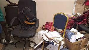 Tambacounda : le bureau du maire de Sinthiou Malème incendié
