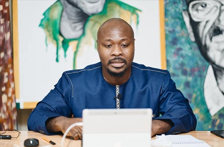 Guy Marius Sagna : «Où était Mamady Doumbouya quand le peuple de Guinée était férocement réprimé par Alpha Condé ?»
