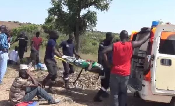 Gossas : 5 membres d'une famille perdent la vie dans un accident de la route