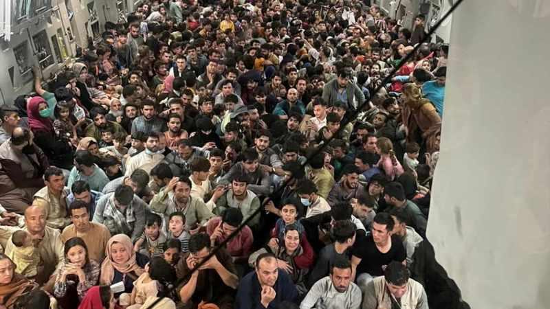 Afghanistan les: 16 000 personnes évacuées de l'aéroport de Kaboul sur les dernières 24 heures, selon le Pentagone