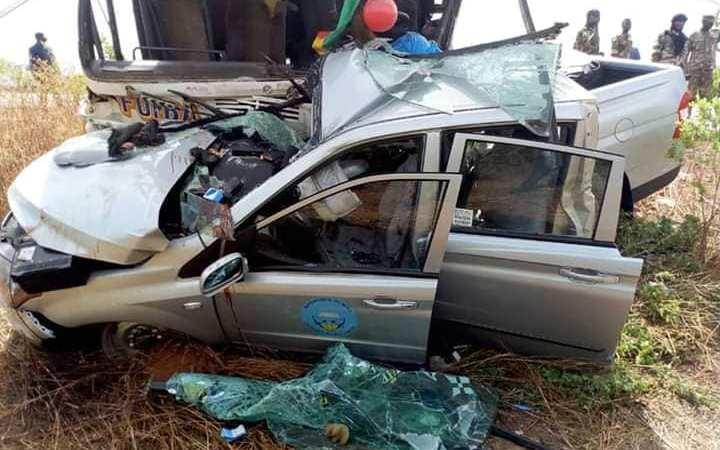 Axe Senoba-Bignona : Trois morts dans un accident de la circulation