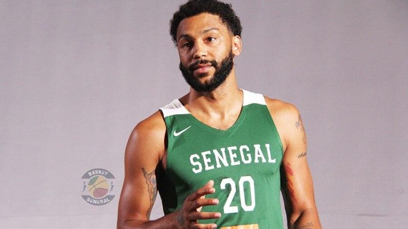 Afrobasket2021 :denouvelles semelles pour leSénégalaisPierria Henry