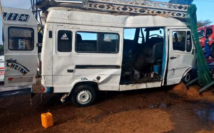 Accident sur la route de Podor : les victimes identifiées
