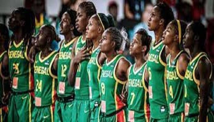Afrobasket Dames : le tirage des poules effectué, le Sénégal dans la poule C