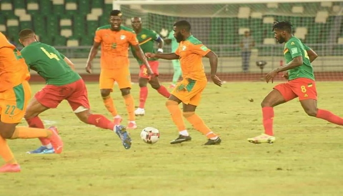 #Mondial 2022 (Q): Haller et la Côte d'Ivoire mettent le Cameroun à terre