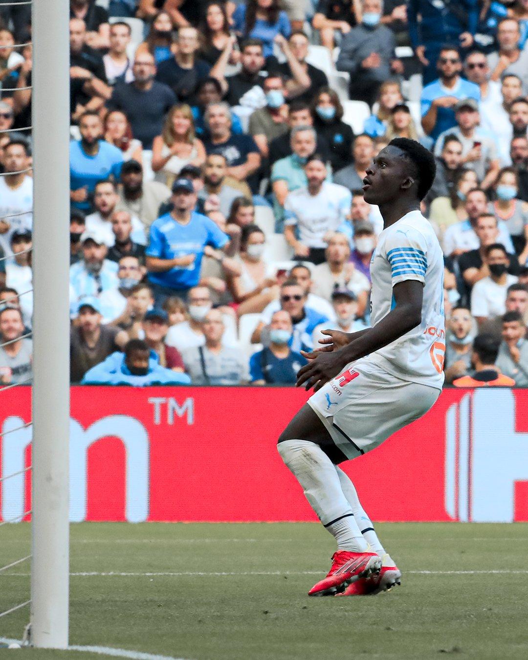 Ligue 1:L'Olympique de Marseille bat le Stade Rennais(2-0), Banba Dieng marque encore !