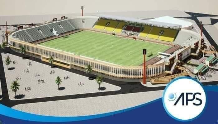 Football: les travaux de réhabilitation du stade Demba Diop bientôt lancés (l'assistant maître d'ouvrage de la FSF)