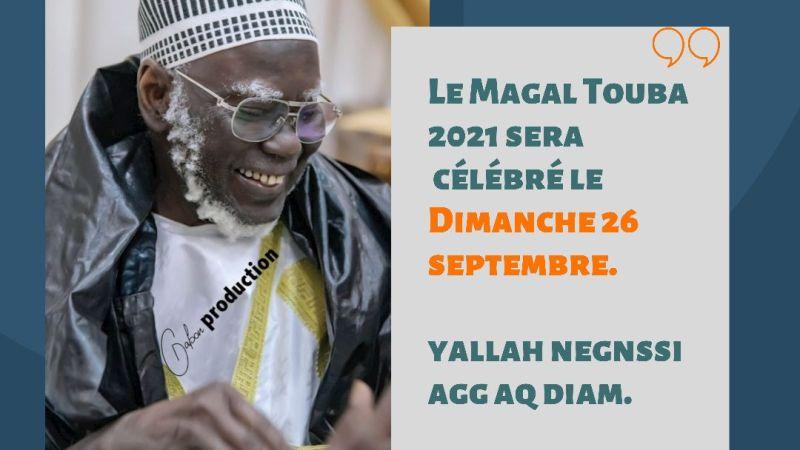 Magal Touba édition 2021 : Revivez la déclaration du khalife général des mourides (Vidéo)