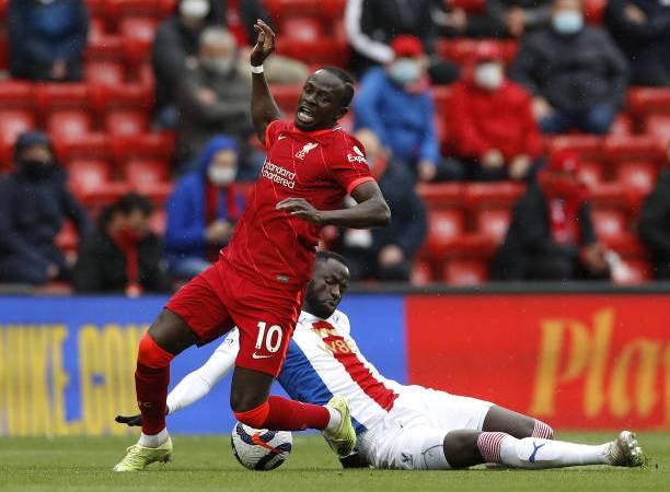 Premier League : Liverpool punit Crystal Palace(3-0), 100e but de Sadio Mané avec les Reds