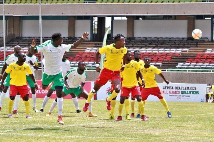 Championnat d'Afrique des sourds-muets : le Sénégal bat le Mali en finale