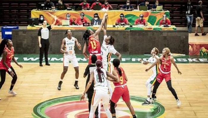 Afrobasket féminin : Suivez en direct le quart de finale entre le Sénégal et le Mozambique