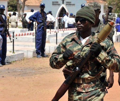 Guinée-Bissau : une tentative de coup d'État déjouée