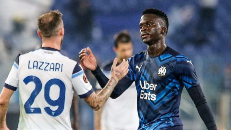 Europa League : Lazio-Marseille, Bamba Dieng victime des cris racistes