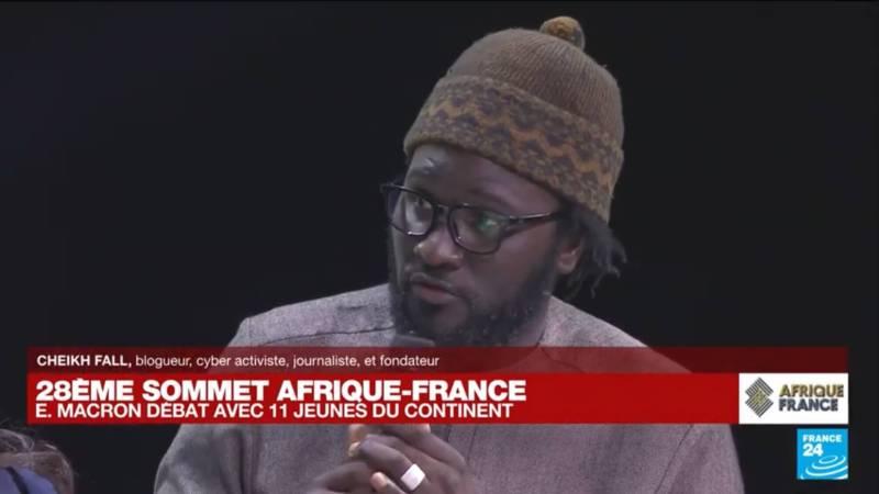 Sommet Afrique-France : les six exigences de Cheikh Fall au Président Macron