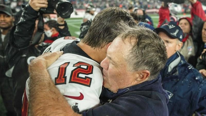 Football américain : Retrouvailles entre Tom Brady et Bill Bellichick, les Cardinals toujours aussi impressionants