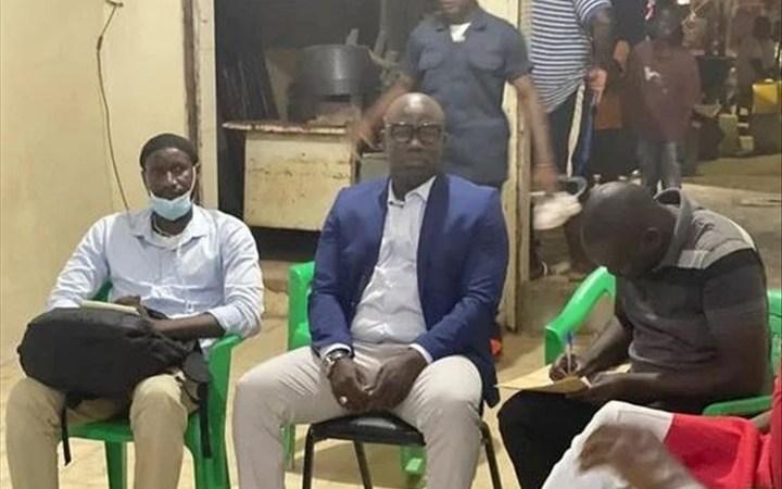 Yewwi Askan Wi : Ahmed Aidara dépose sa candidature pour la mairie de Guédiawaye
