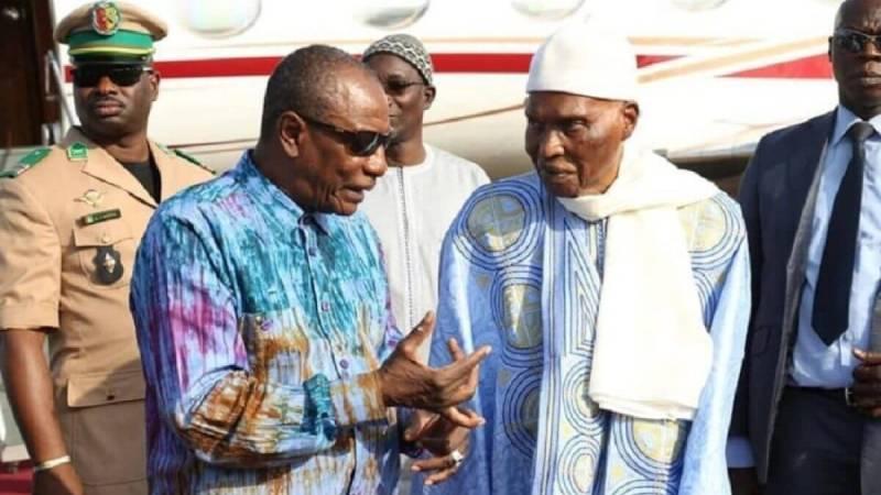 Dakar : L'ex président sénégalais Me Wade met sa villa à la disposition de Alpha Condé