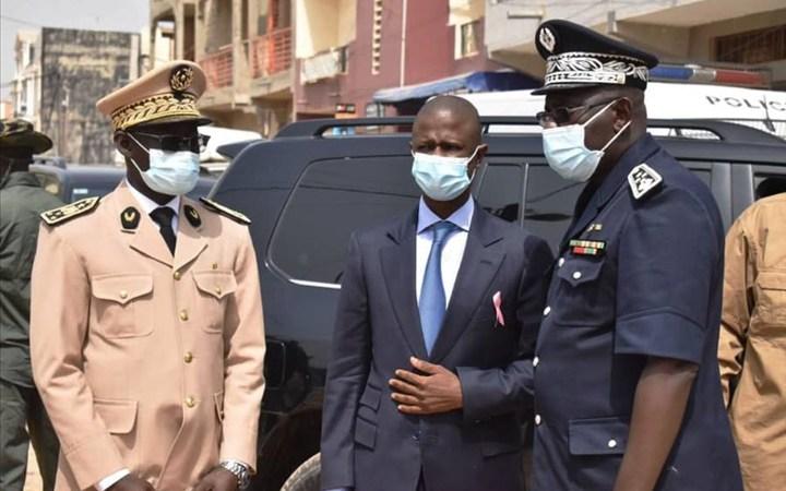 Lutte contre l'insécurité : le nouveau commissariat de Mbao inauguré