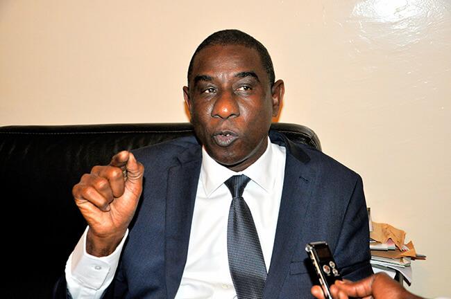 Rentrée des classes : le ministre de l'Education nationale, Mamadou Talla, a annoncé le recrutement de  8700 nouveaux enseignants
