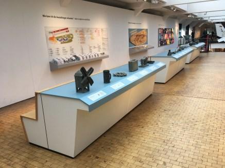 Infothek im Deutschen Technikmuseum