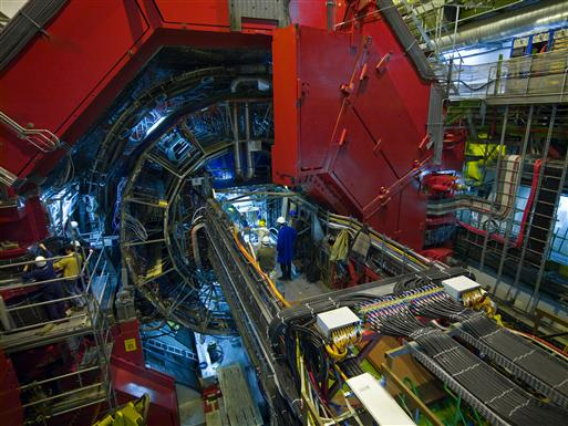 ALICE: লেড আয়ন সংঘর্ষে ব্যবহ্রত Detector