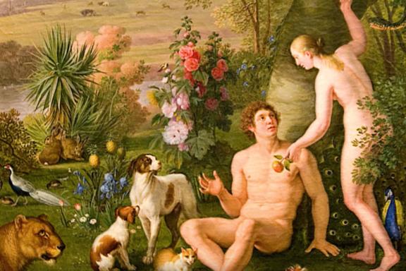 Feminism - Adam & Eve
