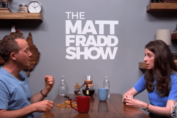 Matt Fradd Show - Stephanie Gray