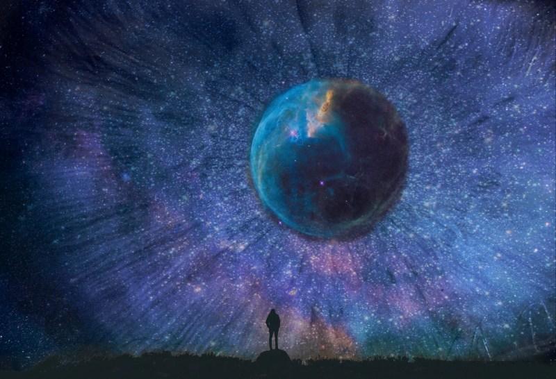 Human eye--https://unsplash.com/photos/In4XVKhYaiI--warm star field-https://unsplash.com/photos/SshYpuf607g--centre galaxy-https://unsplash.com/photos/OVO8nK-7Rfs--galaxy arm-https://unsplash.com/photos/E0AHdsENmDg--stargazer-https://unsplash.com/photos/0LU4vO5iFpM--blue void-https://unsplash.com/photos/rTZW4f02zY8