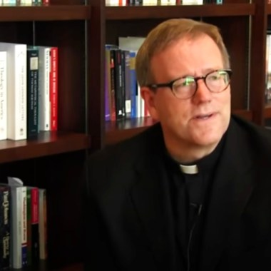 Bsp Robert Barron via YouTube