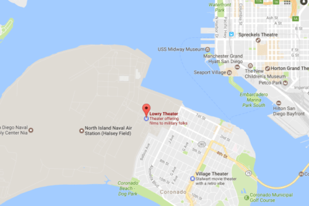 map naval coronado » Free Wallpaper for MAPS   Full Maps