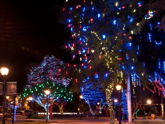 Glendale Az Christmas Lights Tour