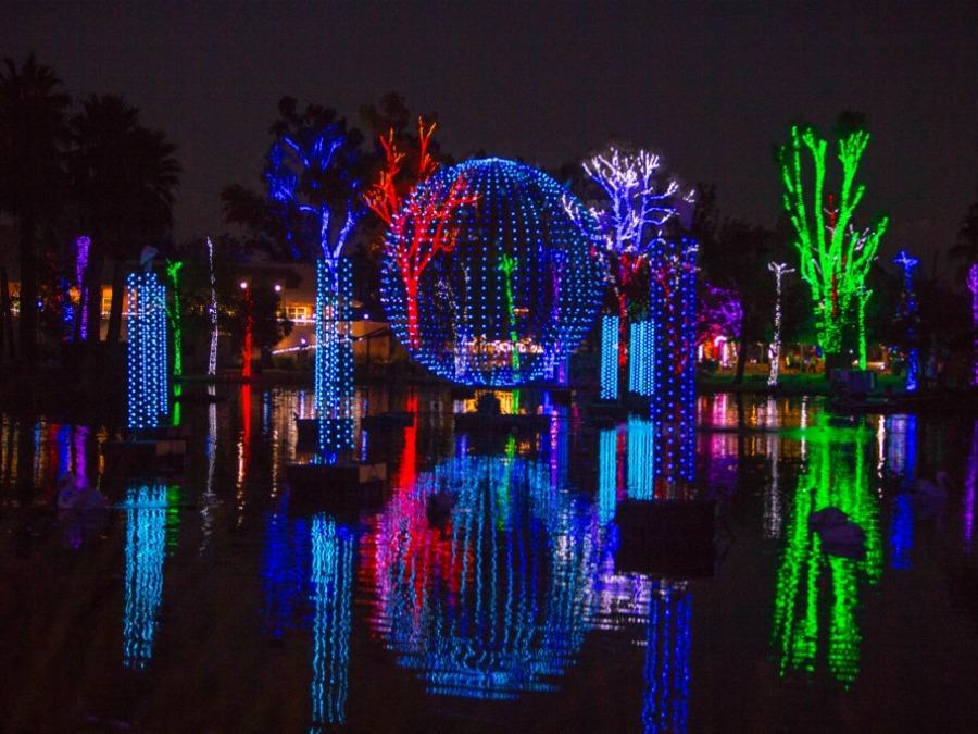 Zoo Lights 2017