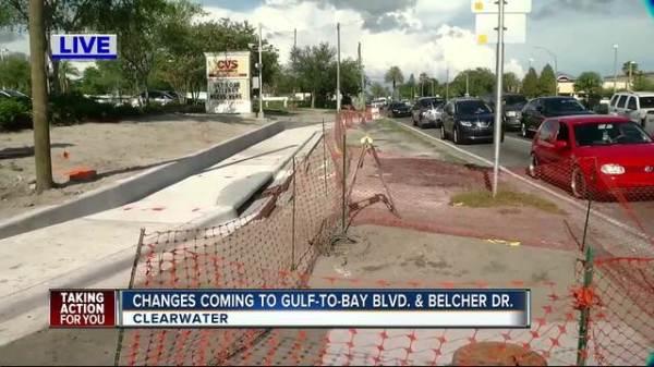 Crews begin improvements at dangerous Clearwater ...
