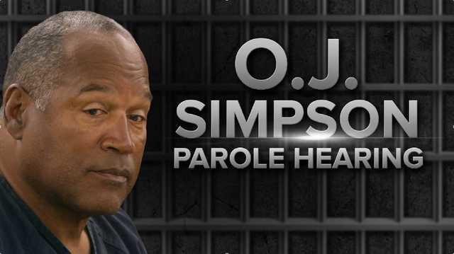 WATCH LIVE: O J  Simpson is asking four parole board members