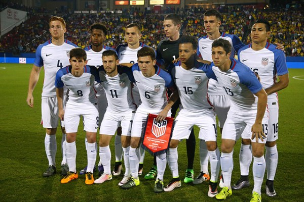 U.S. men's national team to play in Cleveland for 2017 ...