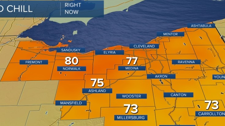 HD Decor Images » Cleveland  Ohio Weather   WEWS TV   News5Cleveland com