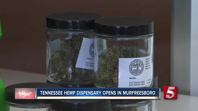 Image result for Tennessee's 1st Hemp Dispensary Opens In Murfreesboro