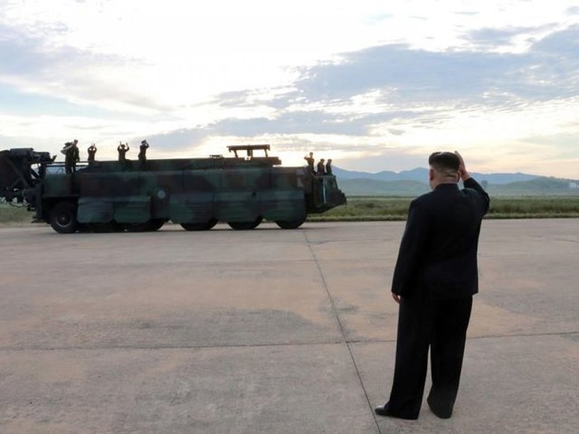 north korea tests short range nuclear missile