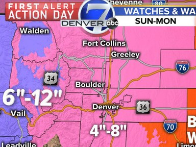 HD Decor Images » First Alert Action Day  Cold air  snow move into Denver late     First Alert Action Day  Cold air  snow move into Denver late Saturday into  Sunday morning   Denver7 TheDenverChannel com