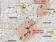 HD Decor Images » Indiana sits near two major fault lines  one which has a history of     Next