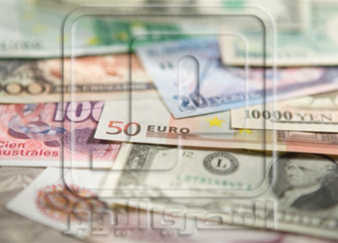 أسعار صرف العملات الأحد 11 نوفمبر 2012 المصري اليوم
