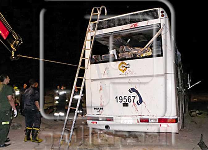 مصرع 2 وإصابة ثالث في حادث تصادم على طريق شرم الشيخ المصري