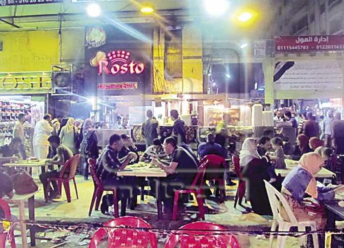 مطاعم رمضان فى 6 أكتوبر سورى X سورى المصري اليوم