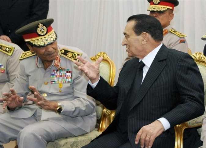 ما هو سبب عدم حضور المشير لجنازة مبارك؟   شبكة فهرس