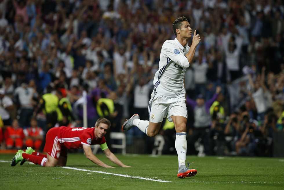 نصف نهائي دوري أبطال أوروبا ريـال مدريد يواجه أتلتكو وموناكو