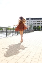 Media Bakery ID: NVC0000174 Young woman in summer dress