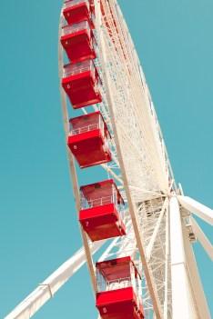 Media Bakery ID: RAD0084801 Ferris Wheel at Navy Pier, Chicago, Illinois, USA