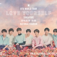 BTS Singapore concert set to have enhanced crowd control measures