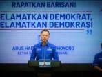 Iti Jayabaya Menyatakan DPD & DPC Partai Demokrat se-Banten Tetap SETIA Kepada AHY dan MENOLAK KERAS Kudeta KLB Moeldoko !
